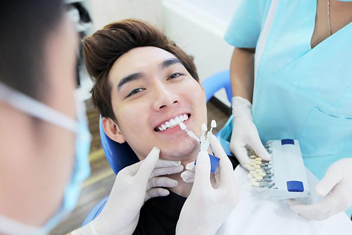 Cấy răng giả implant -1