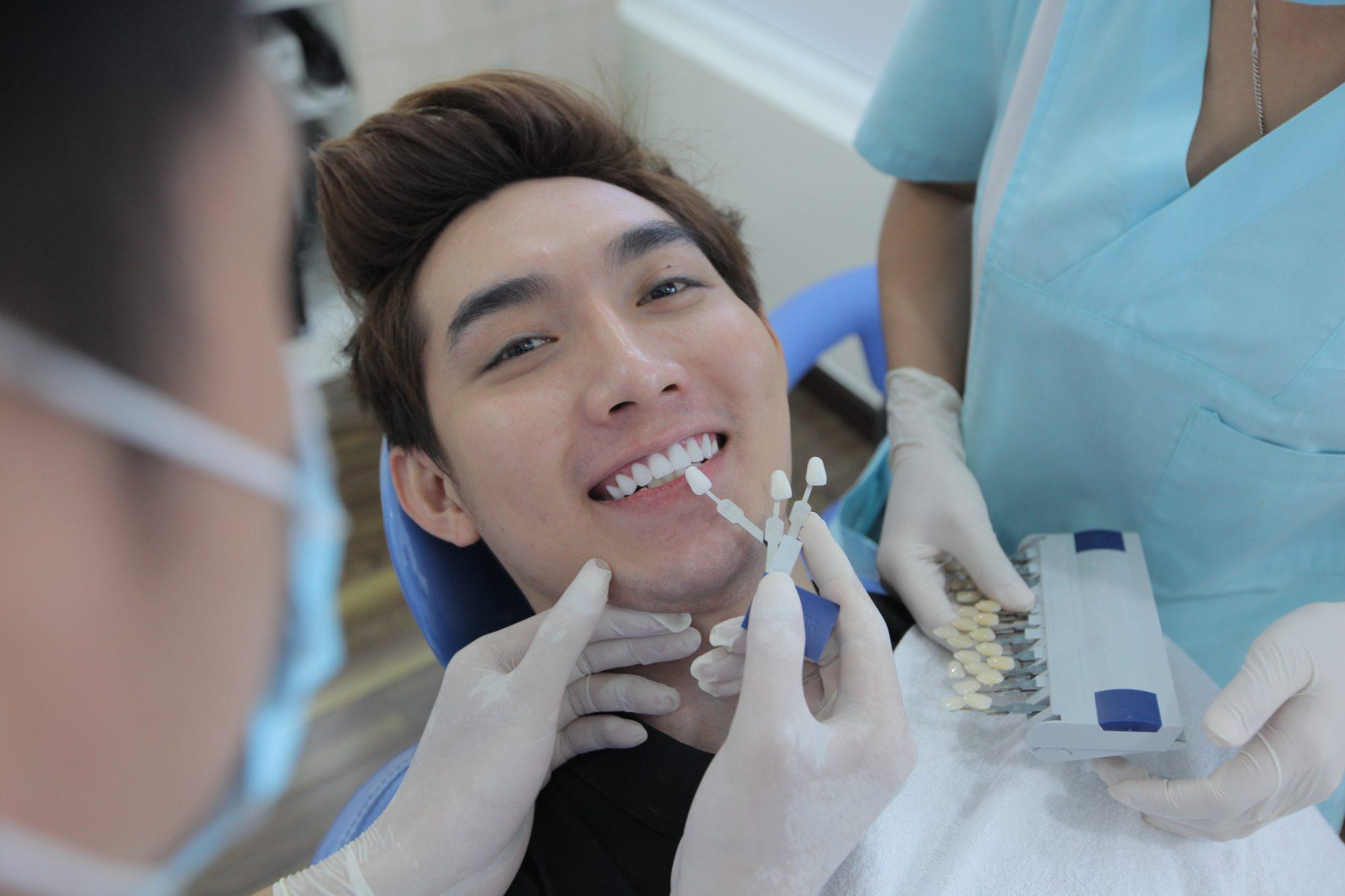 Nha khoa Kim ứng dụng đầy đủ các nhu cầu dịch vụ nha khoa điều trị, phục hình và thẩm mỹ răng hàm mặt