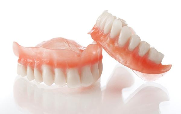 hàm răng giả - 1