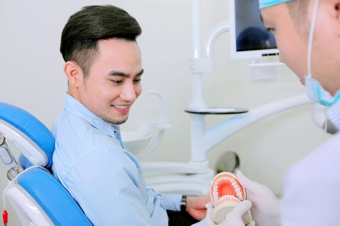 Niềng răng mắc cài sứ dây trong - Giải pháp chỉnh nha thẩm mỹ cao 2