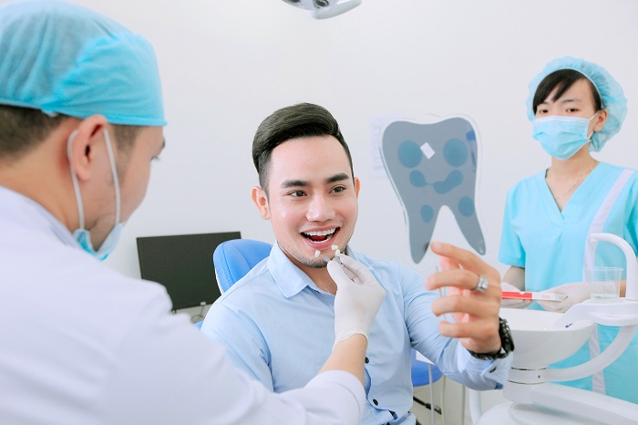 Nha khoa quận Tân Phú – 3 Tiêu chí quan trọng khi tìm và chọn 3