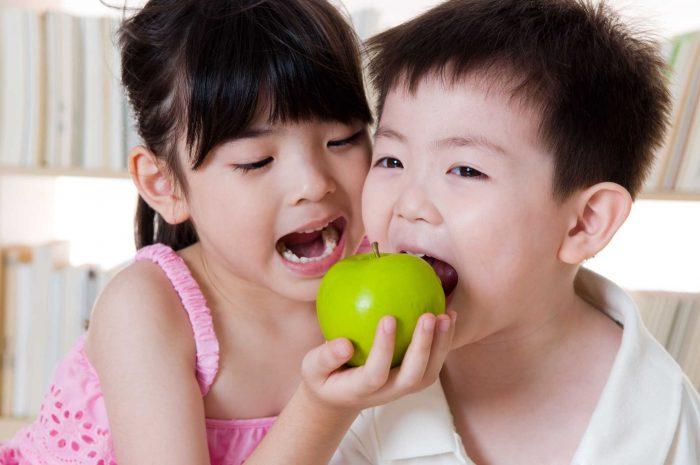 trám răng cho trẻ em - 1