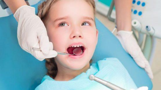 Trám răng cho trẻ em an toàn, thẩm mỹ cao tại Nha khoa KIM