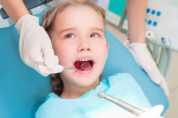 Trám răng cho trẻ em an toàn, thẩm mỹ cao tại Nha khoa KIM 1