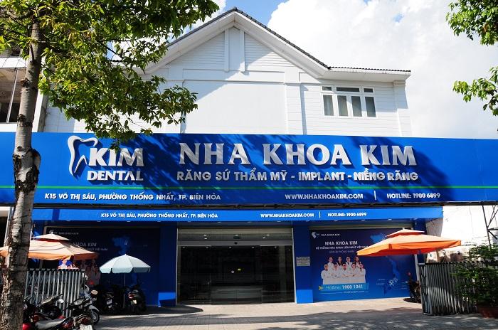 nha khoa Kim Biên Hòa Đồng Nai - 1