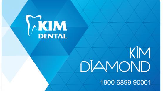 Thẻ Trả Trước Kim Diamond