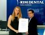 Nha Khoa KIM đạt Chứng nhận tiêu chuẩn Nha khoa Quốc tế của GCR
