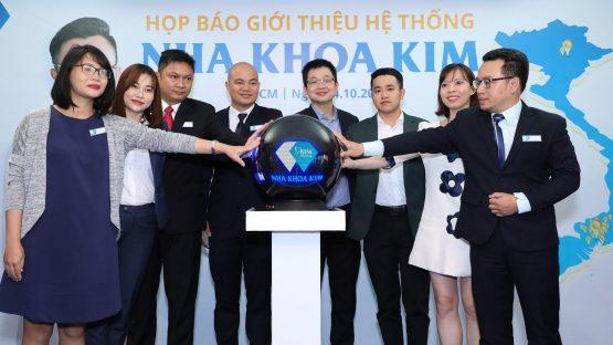 Thông cáo báo chí:  Nha Khoa Kim chính thức giới thiệu Hệ thống nha khoa lớn nhất Việt Nam