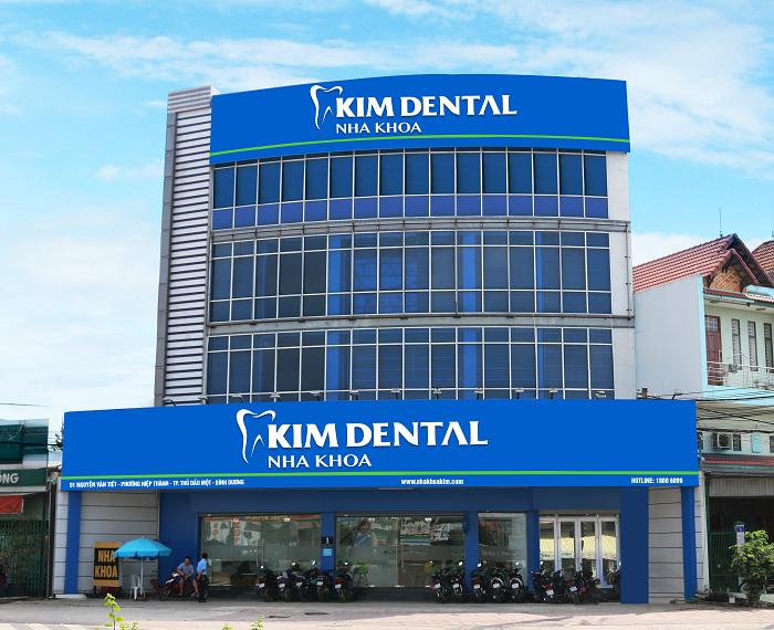 Nha khoa Kim Thủ Dầu Một - Địa chỉ chăm sóc răng miệng hàng đầu tại Bình Dương