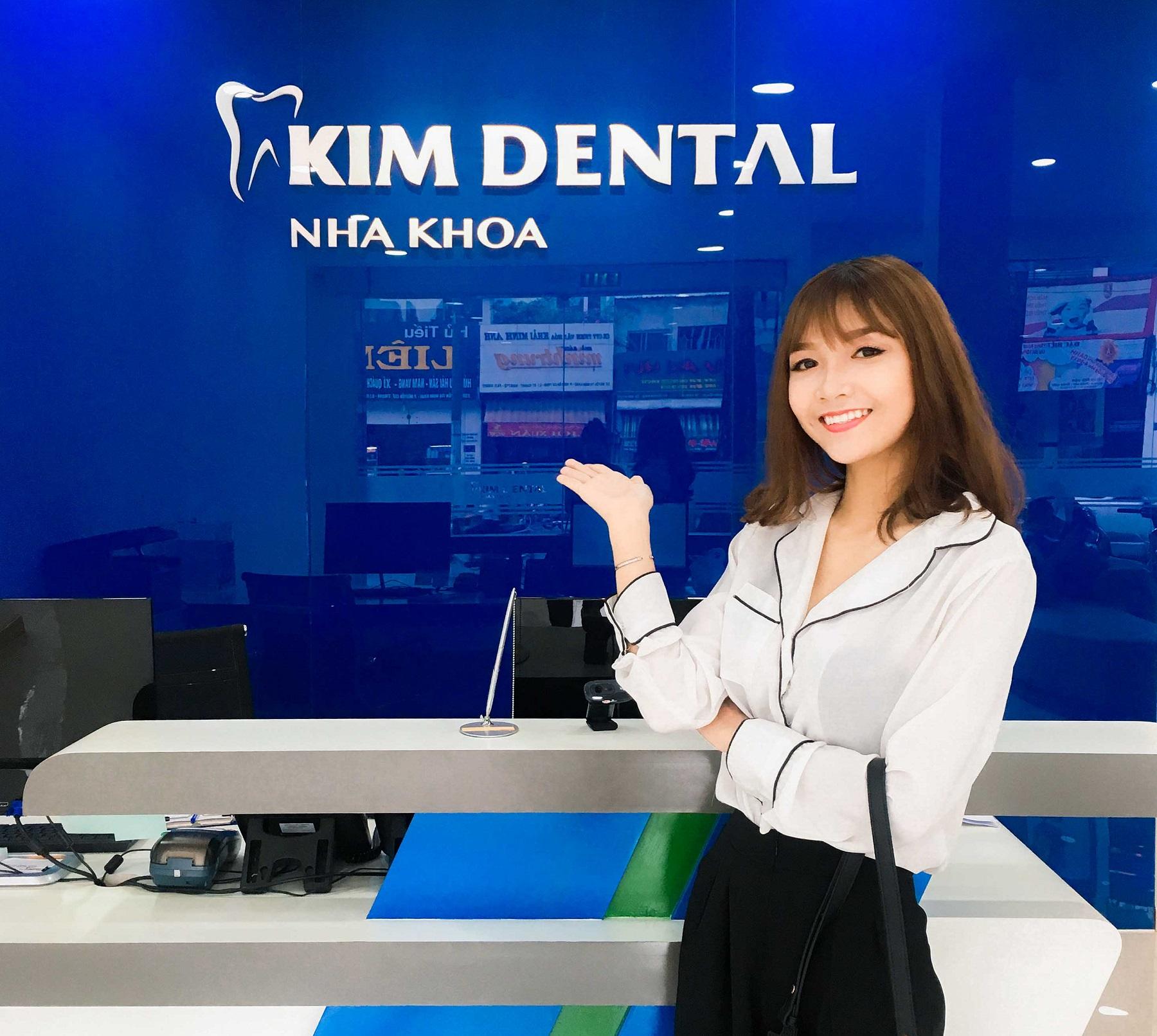 răng sứ Nha khoa Kim -1