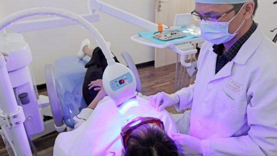 Tại sao nên chọn Combo cạo vôi răng và tẩy trắng răng tại Nha khoa Kim?