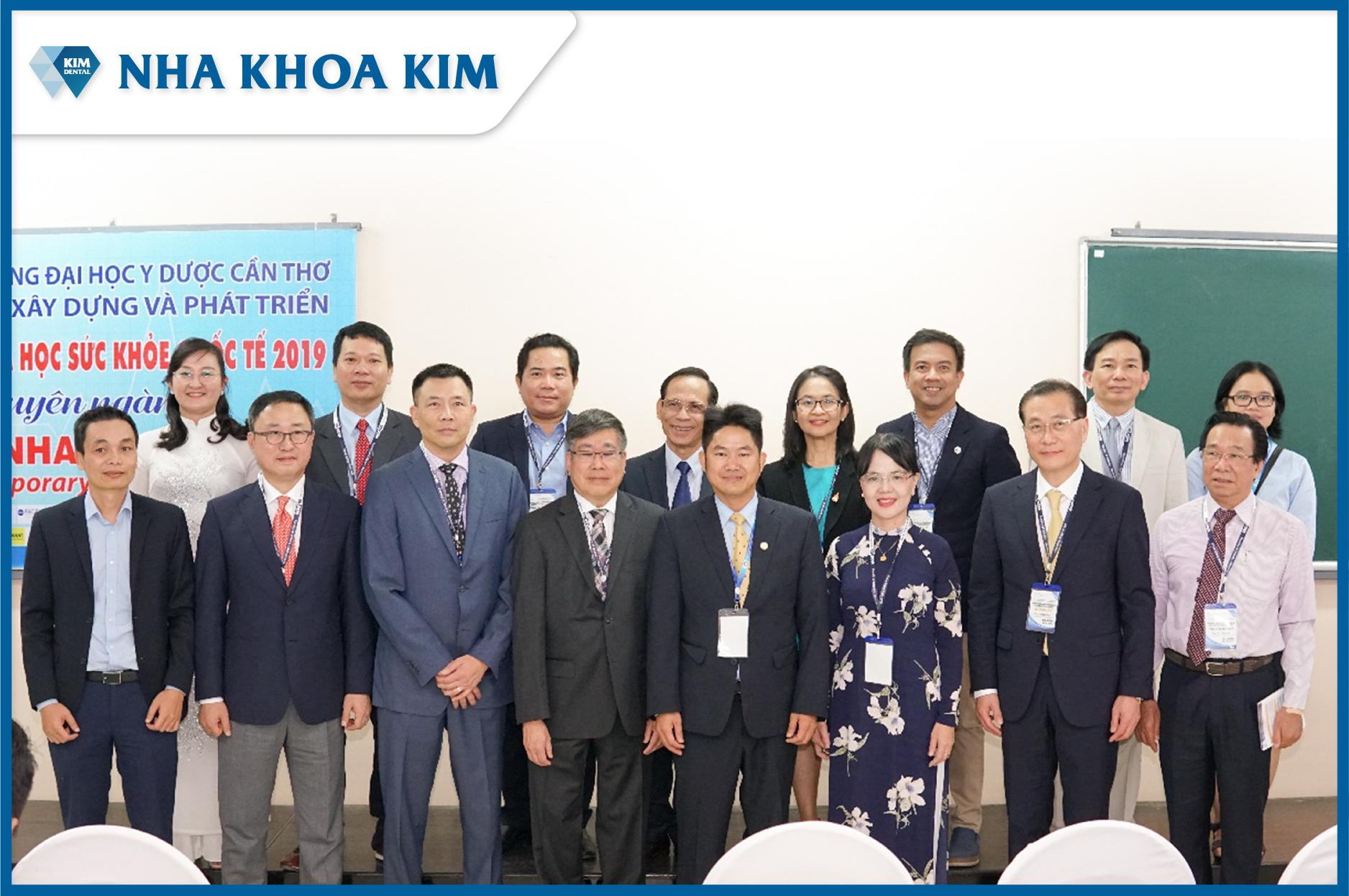 hội nghị khoa học sức khỏe quốc tế