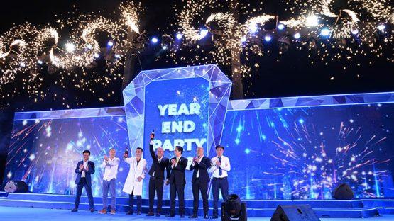 """YEAR END PARTY 2019 """"TOGETHER WE WIN"""" – KHÉP LẠI MỘT NĂM ĐẦY CẢM XÚC VÀ NIỀM TIN CHIẾN THẮNG CHO MỘT GIAI ĐOẠN MỚI"""
