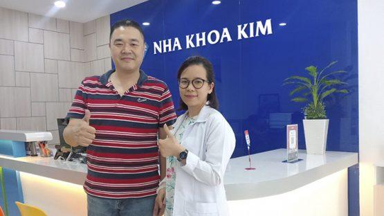 Nha khoa Kim tăng hài lòng khách hàng với chuẩn quốc tế