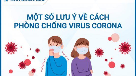 Cách phòng ngừa Virus Corona (Inforgraphic)