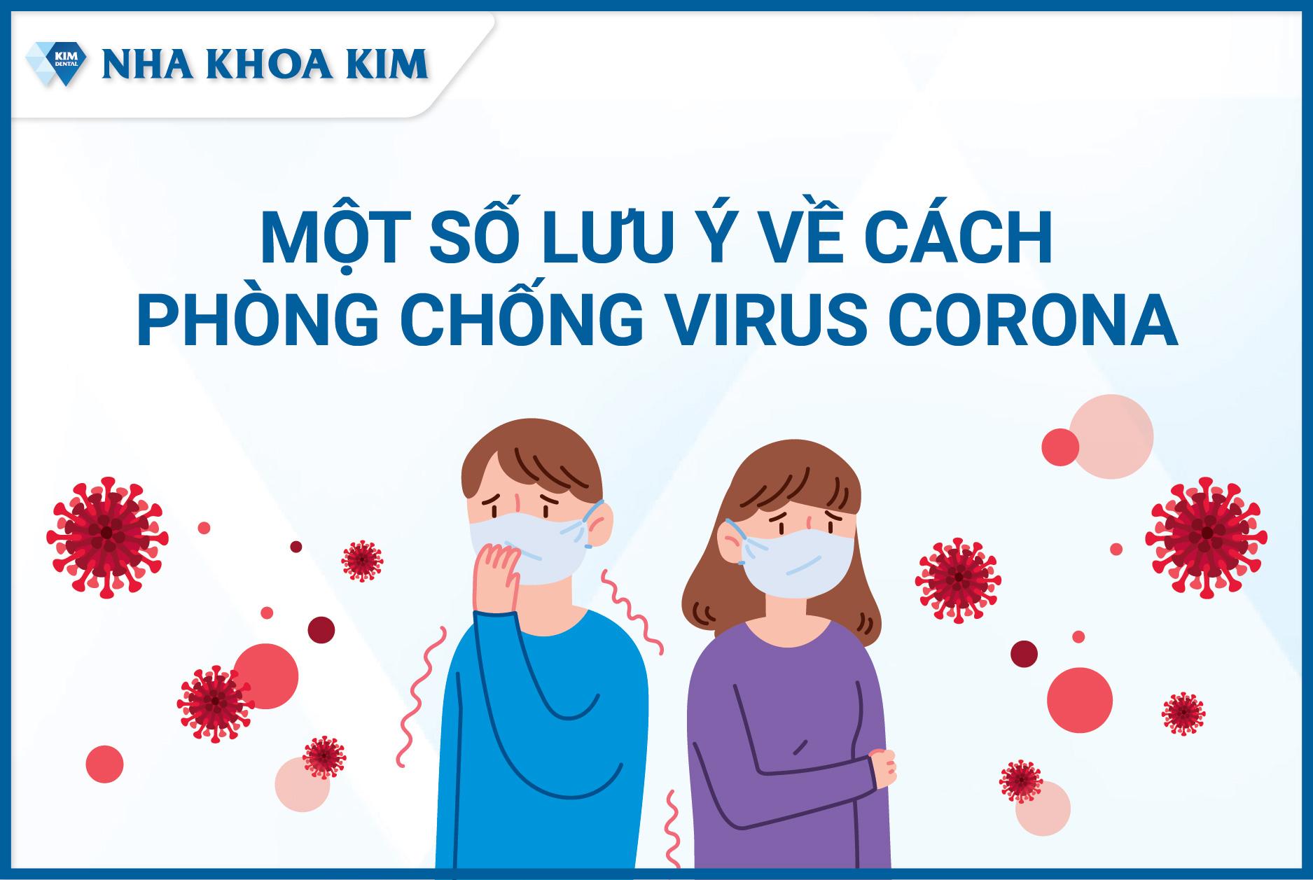 phòng chống Virus Corona - 1