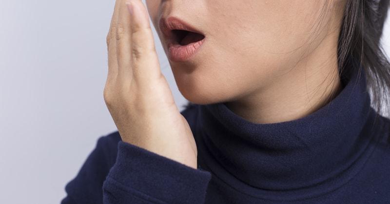 sai lầm răng miệng hôi miệng có thể là dấu hiệu của bệnh tiểu đường