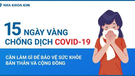 15 Ngày Vàng Chống Dịch Covid-19