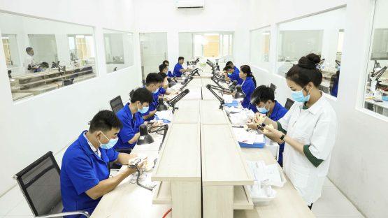 Trải Nghiệm Nhà Máy Răng Sứ Lớn Nhất Việt Nam
