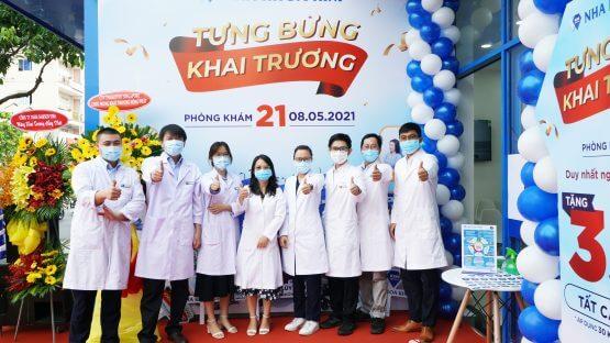 Nha Khoa Kim tưng bừng khai trương phòng khám thứ 21 tại Quận Tân Phú