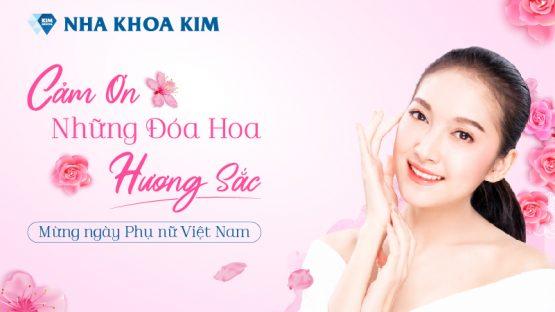 Mừng ngày Phụ nữ Việt Nam 20/10/2021
