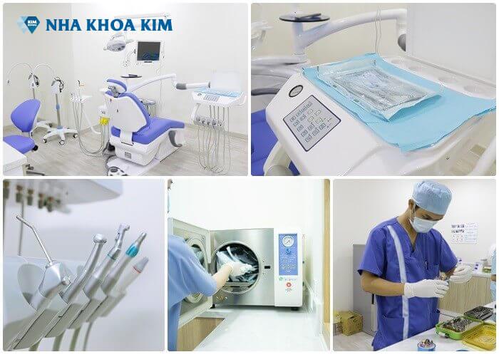 Nha Khoa Kim đạt tiêu chuẩn Quốc tế – Mỗi khách hàng là một phòng điều trị riêng biệt